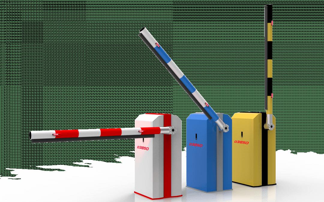 D3850 Heavy Duty Automatic Barrier