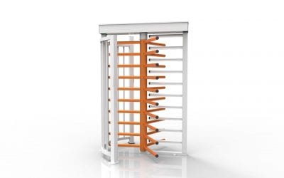 D4150 Full Height Turnstile