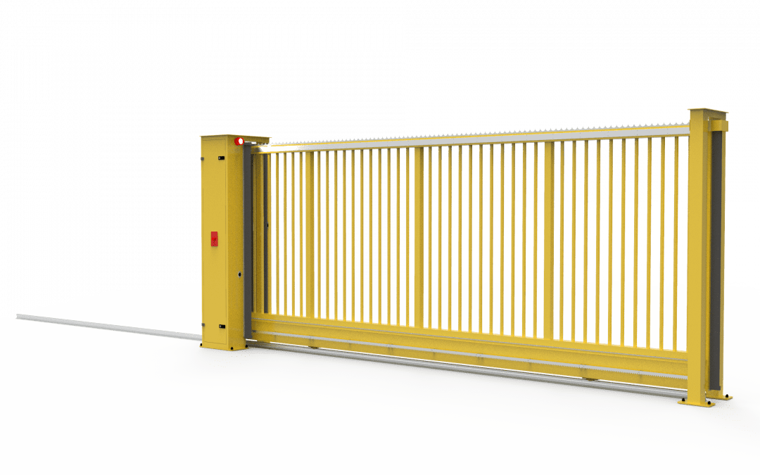 D5000 Tracked Sliding Gate