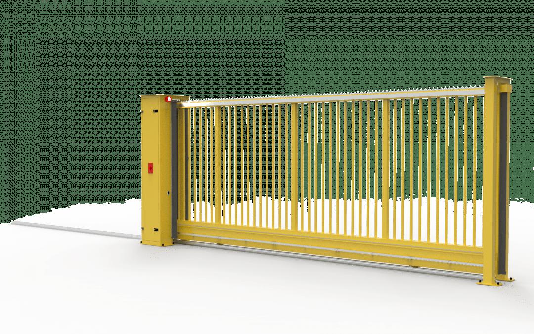 D5000 Tracked Sliding Gate