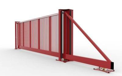 D5600 Cantilever Sliding Gate
