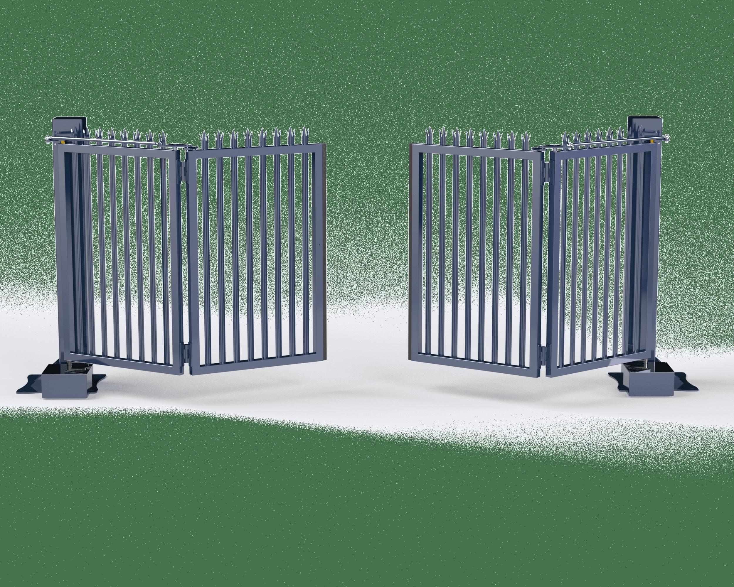 D6500 Bi-Folding Gates